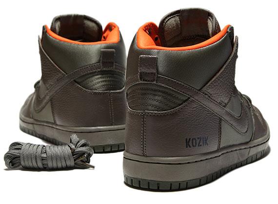 save off 3c55c 7ceb1 Frank Kozik x Nike SB Dunk High Premium QS - New Images ...