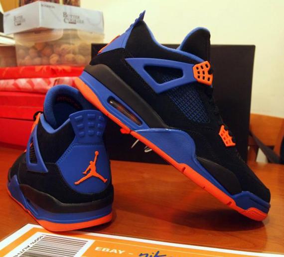 Air Jordan IV 'Cavs' - Release Date - SneakerNews.com