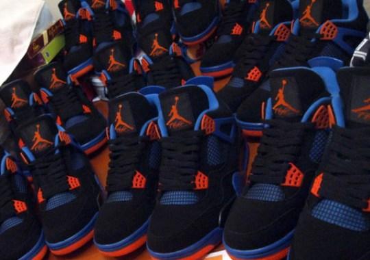 Air Jordan IV 'Cavs' – Release Date