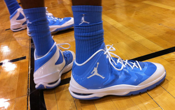 newest 8214f 123fe Jordan Brand Classic Athletes Practice In Play-In-These II ...