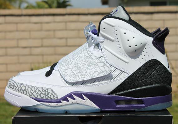 Jordan Son Of Mars 'Club Purple