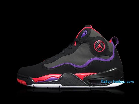 Jordan TC - Black - Purple - Red