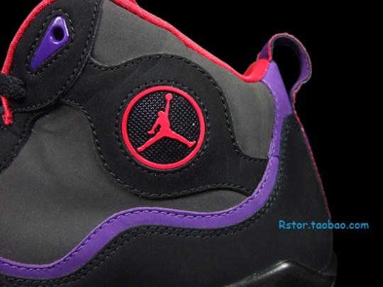 Jordan TC – Black – Purple – Red