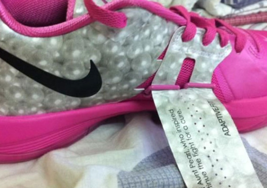 Nike Zoom KD IV 'Think Pink' – New Images