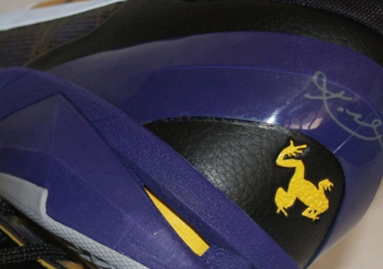 Nike Zoom Kobe VII 'Poison Dart Frog' – Lakers | Available Early on eBay