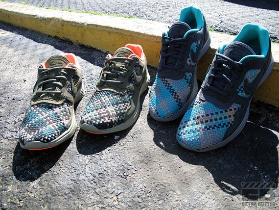 first rate 2c96d d8cff Nike Lunar Woven Flow QS - Release Reminder - SneakerNews.com