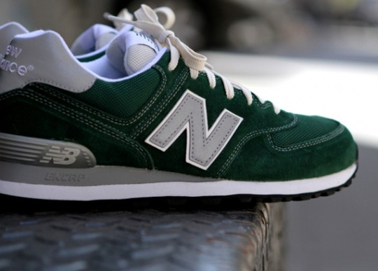 New Balance Spring 2012 Releases @ Kith