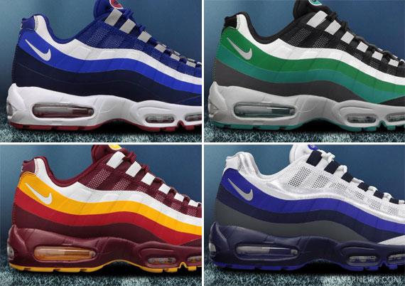 Nike Air Max 95 No Sew On Feet