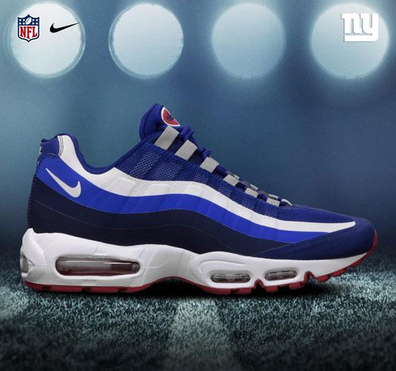 Nike Edición Limitada De Aire Max 95 Redskins Shoestrings 5uGgzyq