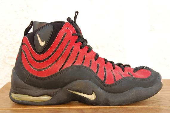 8152360ab5f7 Nike Air Bakin  - Tim Hardaway  MEE  PE - SneakerNews.com