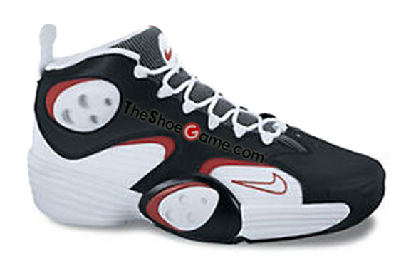 Nike Air Penny II 2 Miami Heat Hardaway Black Mens