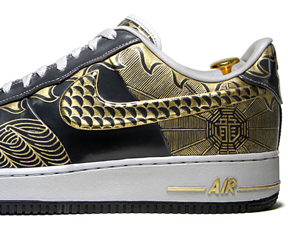 detailed pictures 413f9 8936b Nike Sportswear head Gentry Humphrey recently showed us that there s  another  Year of the Dragon  Nike Air Force 1 ...