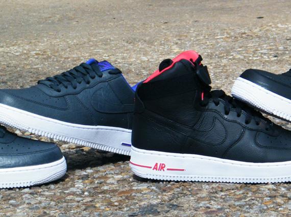 Nike Air Force 1 - King James/Black