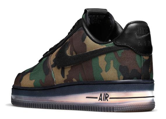 Nike Air Force 1 Max Air Vt Camouflage Ebay