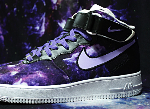 nike air force 1 galaxy