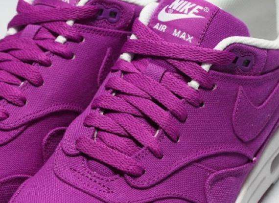 Nike Air Max 1 - Magenta - White