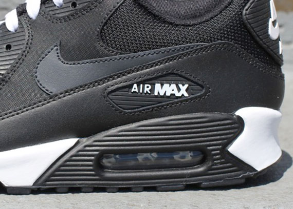 Nike Air Max 90 Fireflies Black Anthracite White Glow in the Dark 819474 001 Mens Running Shoes 819474 001