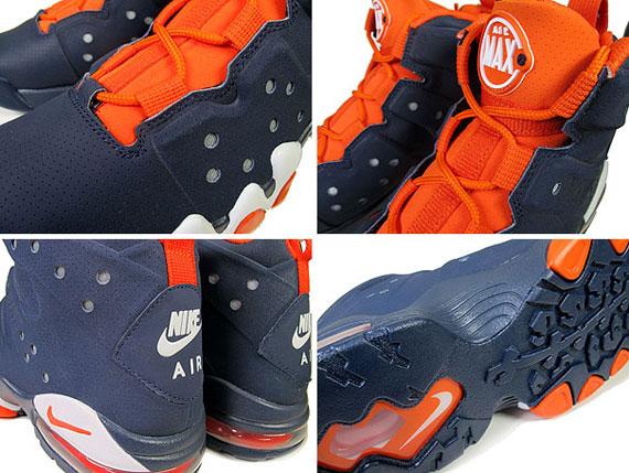 c126b96d27f8 on sale Nike Air Max Barkley Obsidian Team Orange - s132716079 ...