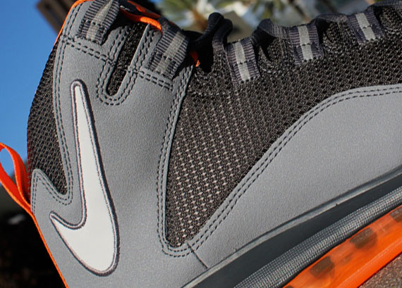 bf67654e8a8f Nike Air Max Darwin 360 - Stealth - Total Orange