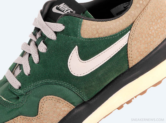 858beea4facc Nike Air Safari VNTG - Gorge Green - Granite - Bamboo - SneakerNews.com