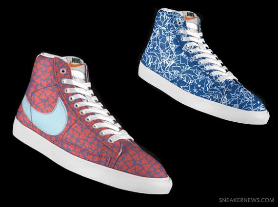 The Nike Blazer reaches Nike iD