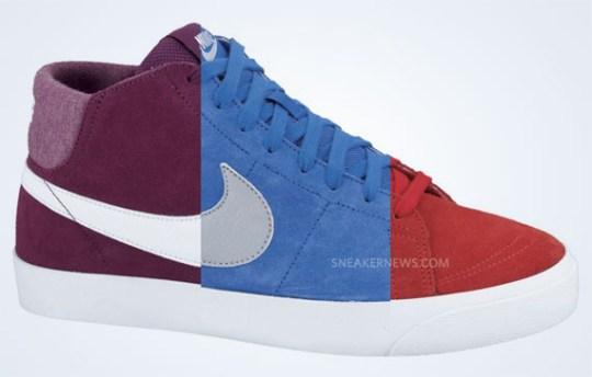 Nike Blazer Mid LR – 3 Colorways