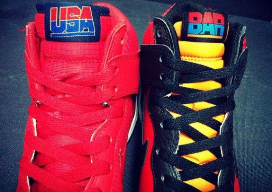 Nike Dunk High USAB Pack
