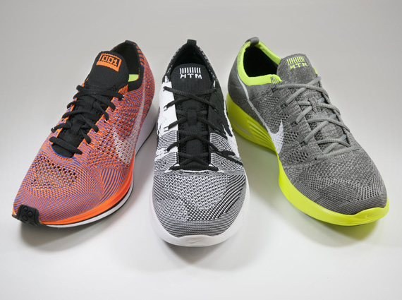 4e9ad85095f70 Nike HTM Flyknit - Second Collection - SneakerNews.com