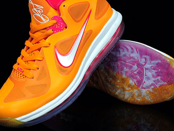 finest selection fee7b 1b7b2 Nike LeBron 9 Low  Floridians  – New Images