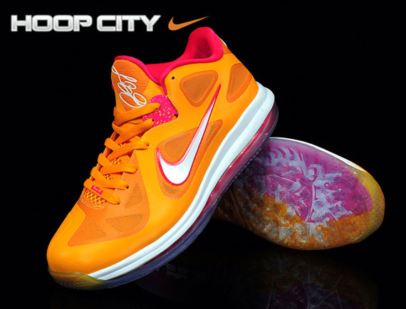 sports shoes a09be 26800 Nike LeBron 9 Low  Floridians  - New Images - SneakerNews.com