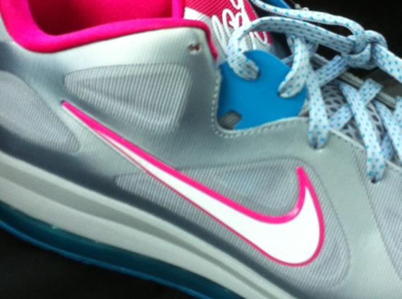 Nike LeBron 9 Low 'South Beach