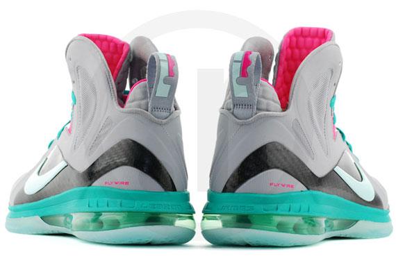 5b9d3731869 Nike LeBron 9 PS Elite  South Beach  - New Photos - SneakerNews.com