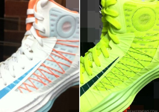 new style 88f84 be280 Nike Lunar Hyperdunk 2012 – Upcoming Colorways