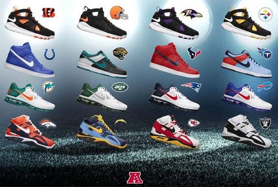 Nike NFL Draft Pack - SneakerNews.com