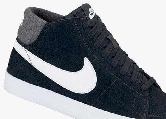 Nike Blazer Mi Lr Poésie De Black-out jeu pas cher vente confortable autorisation de sortie vente Finishline super WwFmWc
