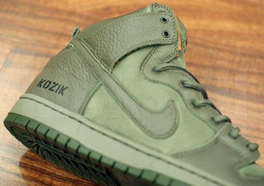 Frank Kozik x Nike SB Dunk High Premium QS – Arriving at Retailers c702853a7377e