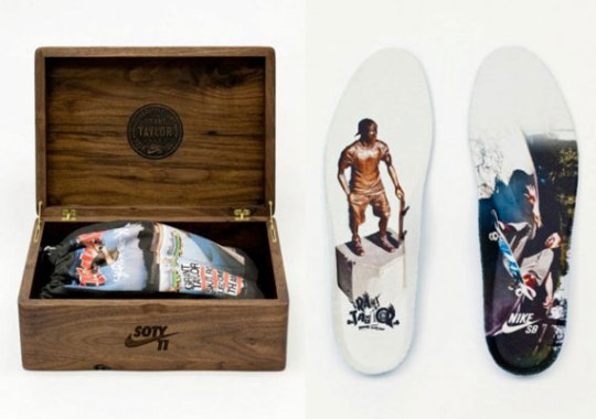 Grant Taylor x Nike SB Team Edition 'Skater of the Year'