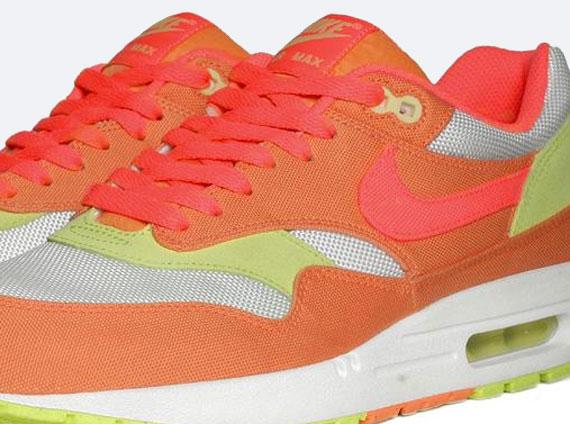 superior quality ed47d 048ba Nike WMNS Air Max 1 - Melon Crush - Hot Punch - Yellow Diamond -  SneakerNews.com