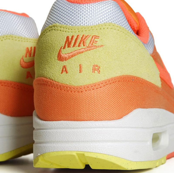 pretty nice 369a3 debde Nike WMNS Air Max 1. Melon Crush Hot Punch-White-Yellow Diamond 319986-801.  Advertisement. show comments
