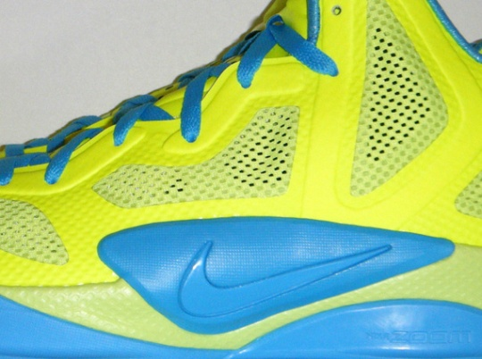 Nike Zoom Hyperfuse 2011 – Girls Elite Youth Nationals PE