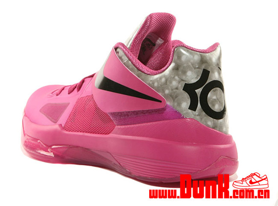 Kevin durant shoes low top pink