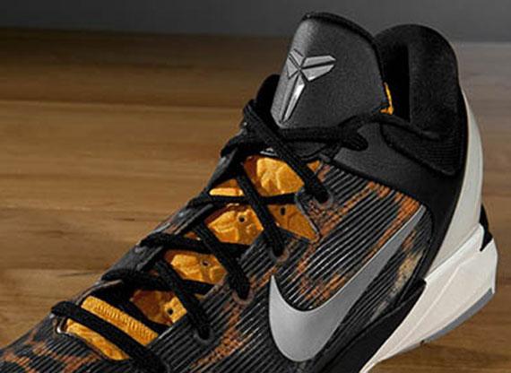 wholesale dealer 8e551 d5a8b Nike Zoom Kobe VII  Cheetah