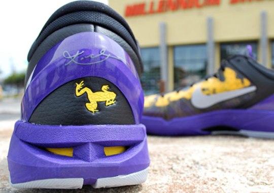 Nike Zoom Kobe VII 'Poison Dart Frog' – Lakers | Arriving @ Retailers