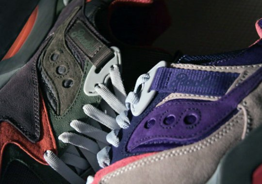 Packer Shoes x Saucony Grid 9000 'Trail Pack'
