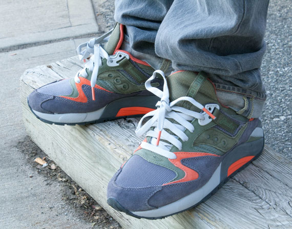 c2a37ca4d982 Packer Shoes x Saucony Grid 9000  Trail Pack  - Release Info ...