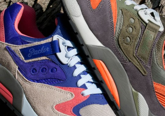 Packer Shoes x Saucony Grid 9000 'Trail Pack' – Release Info