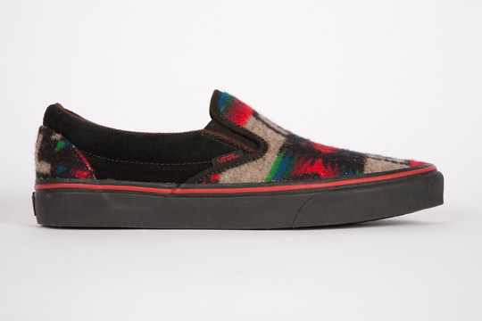 2df69b79dc good Pendleton x Vans x Nibwaakaawin for 2012 All Nations Skate Jam ...
