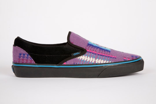 59ac0b7a65b3f8 80%OFF Pendleton x Vans x Nibwaakaawin for 2012 All Nations Skate ...