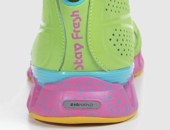 297a524f4fc Reebok Zig Encore  Stay Fresh  John Wall PE - SneakerNews.com