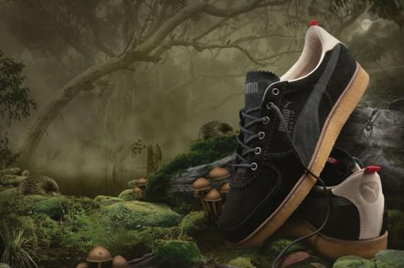 Sneaker Freaker x Puma The Bunyip
